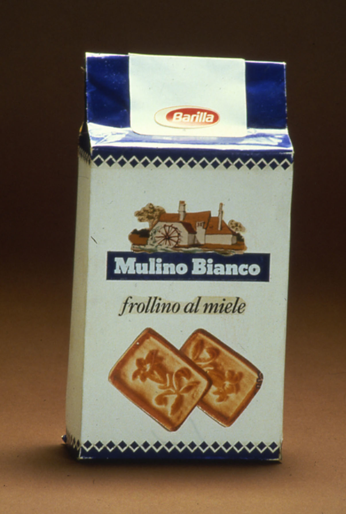 First studies for Mulino Bianco packaging