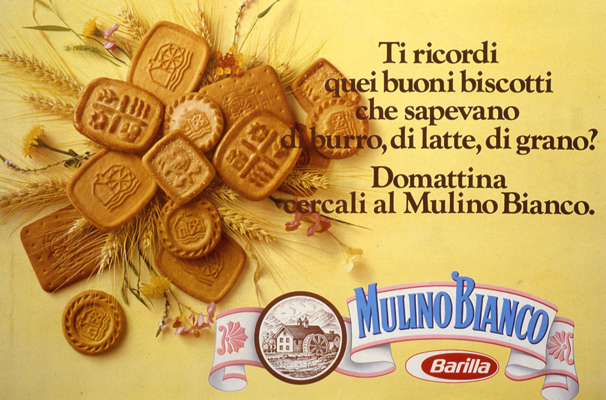 Poster of Mulino Bianco, 1976