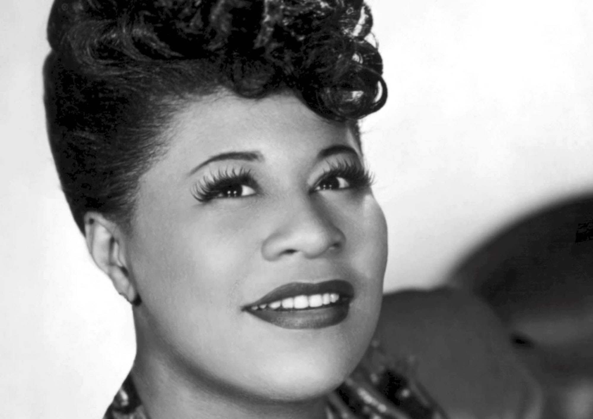 Ella Fitzgerald was engaged for the first Mulino Bianco caroselli in 1976. An indisposition of the singer made her unable to perform