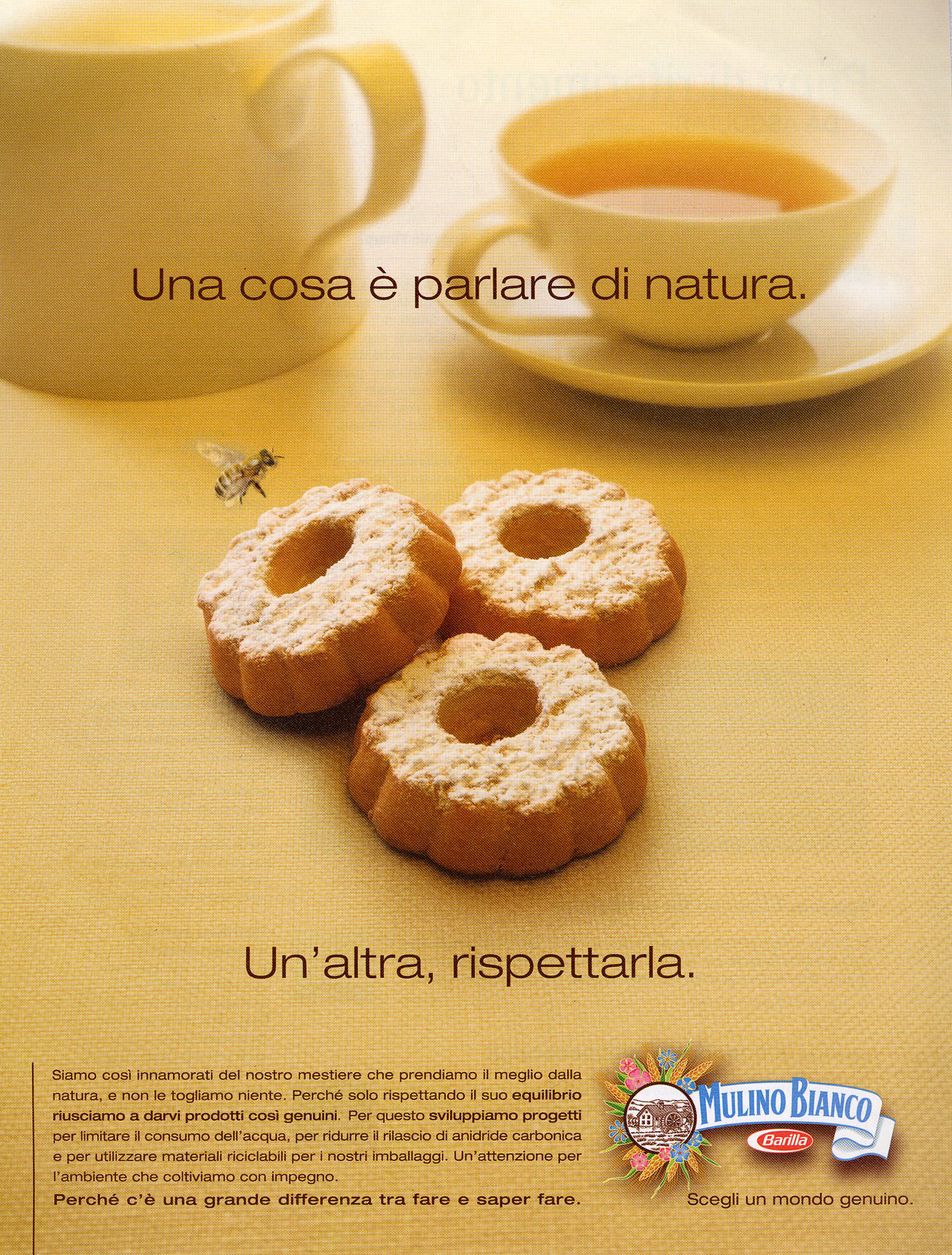 "Press advertising - ""Know How"" series - Nature, 2005"