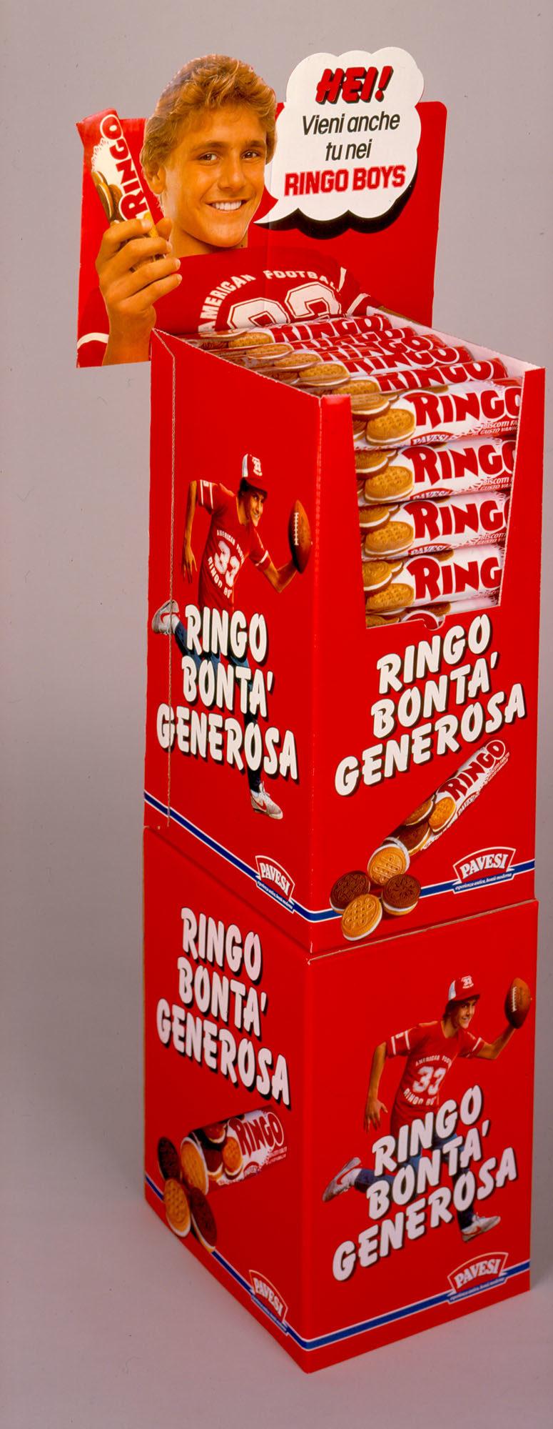 Espositore Ringo, 1990