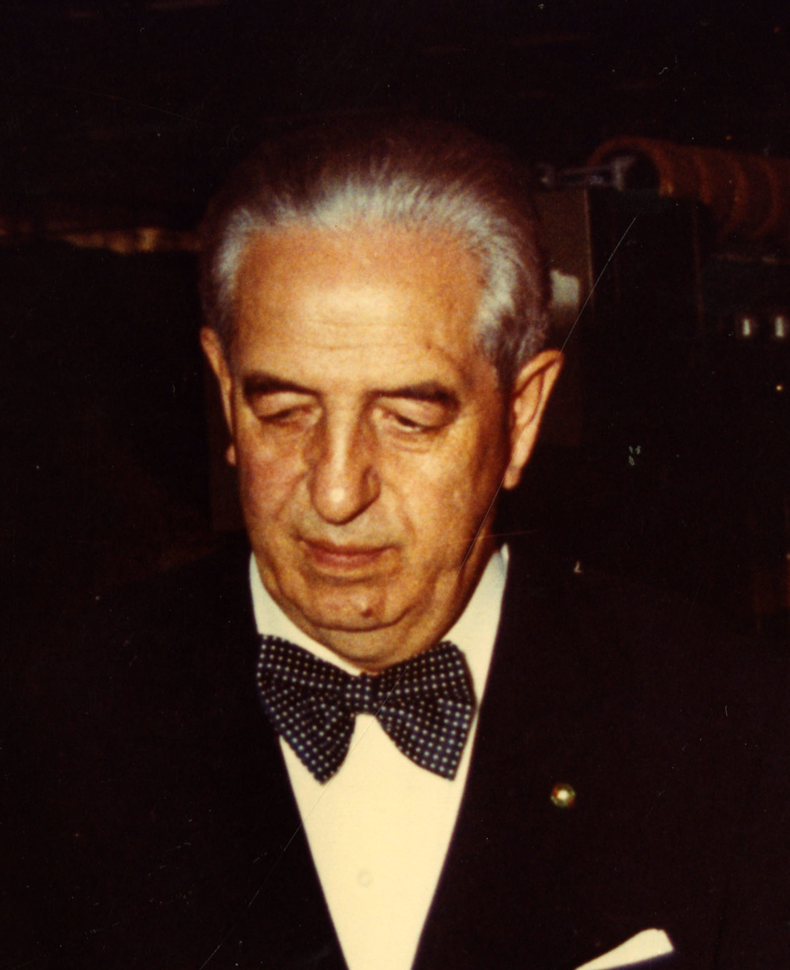 Mario Pavesi in the Eighties