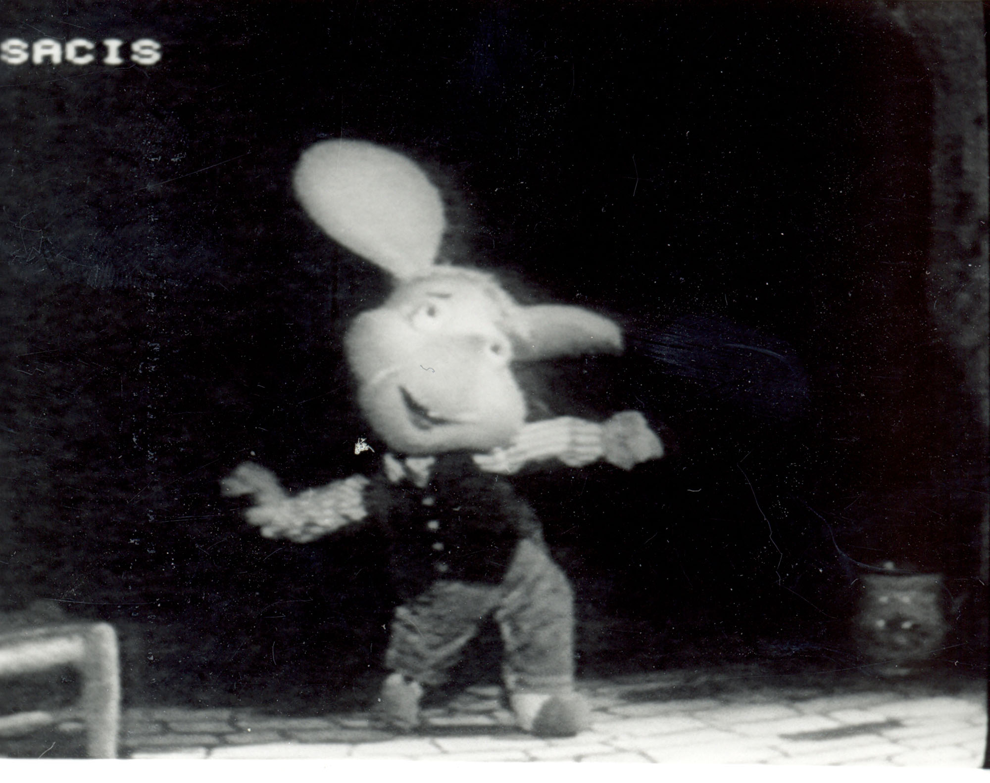 Since 1963 Topo Gigio is the main character of Pavesi Caroselli with the actor Ettore Conti