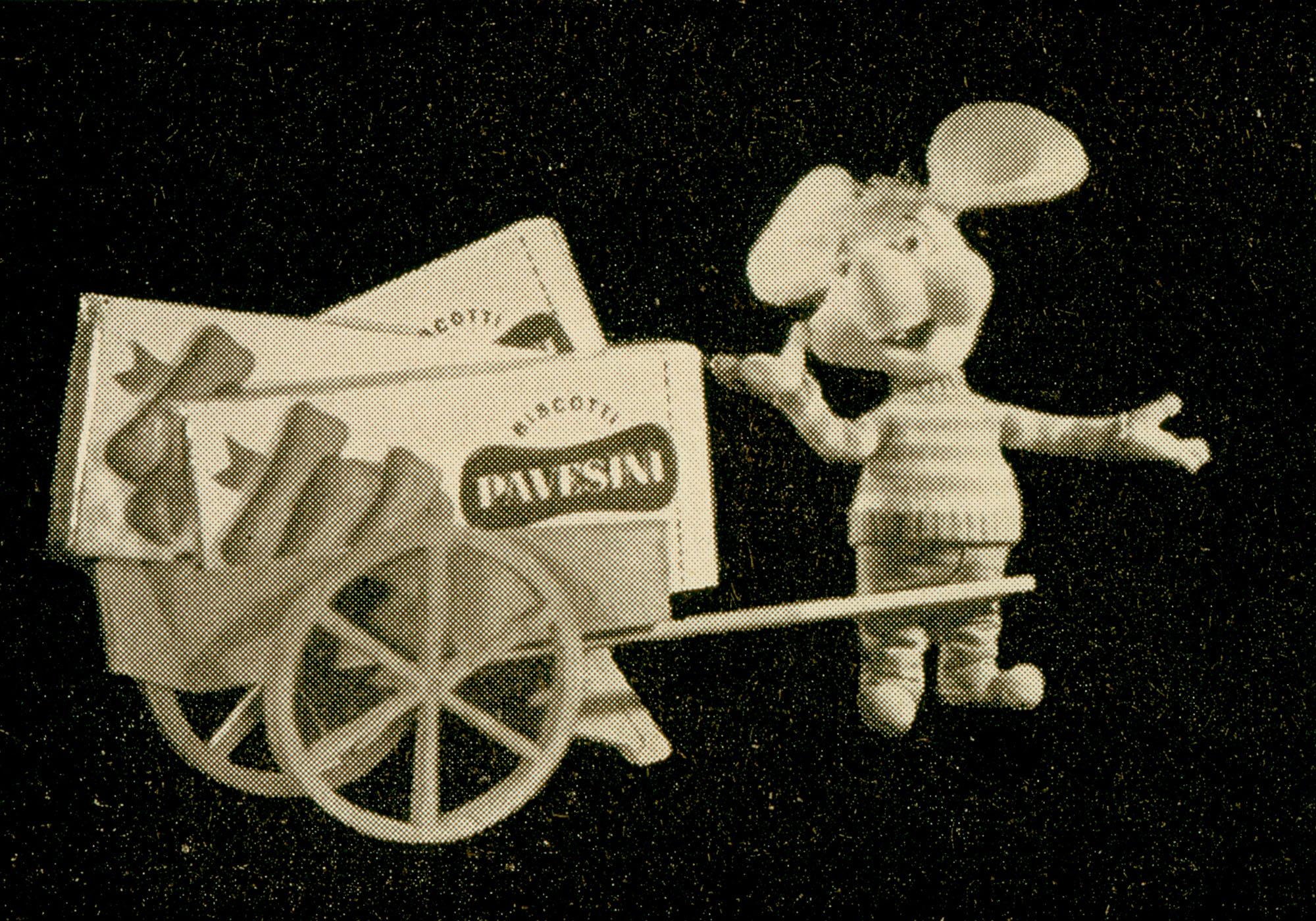 Topo Gigio e i Pavesini