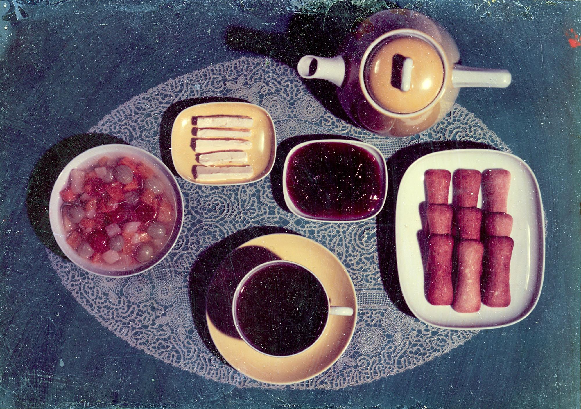 Foto della colazione in Autogrill