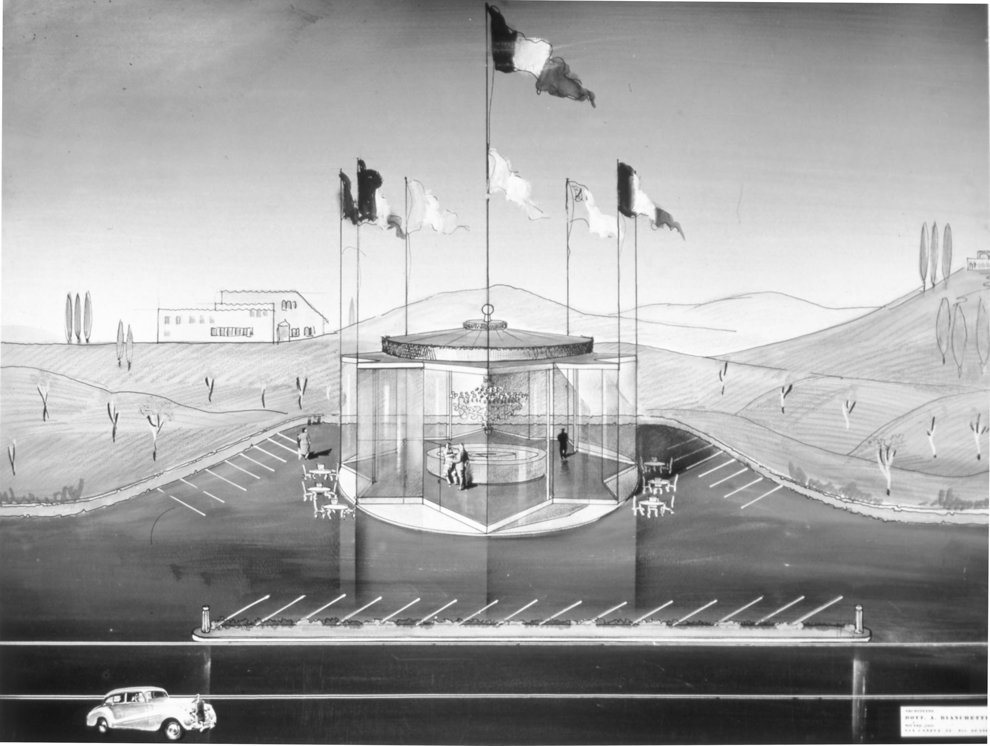 Designs for Service Stations
