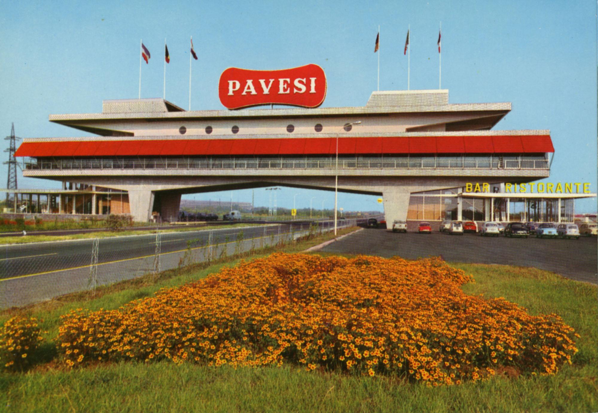 Cartoline Autogrill Pavesi - Brembo