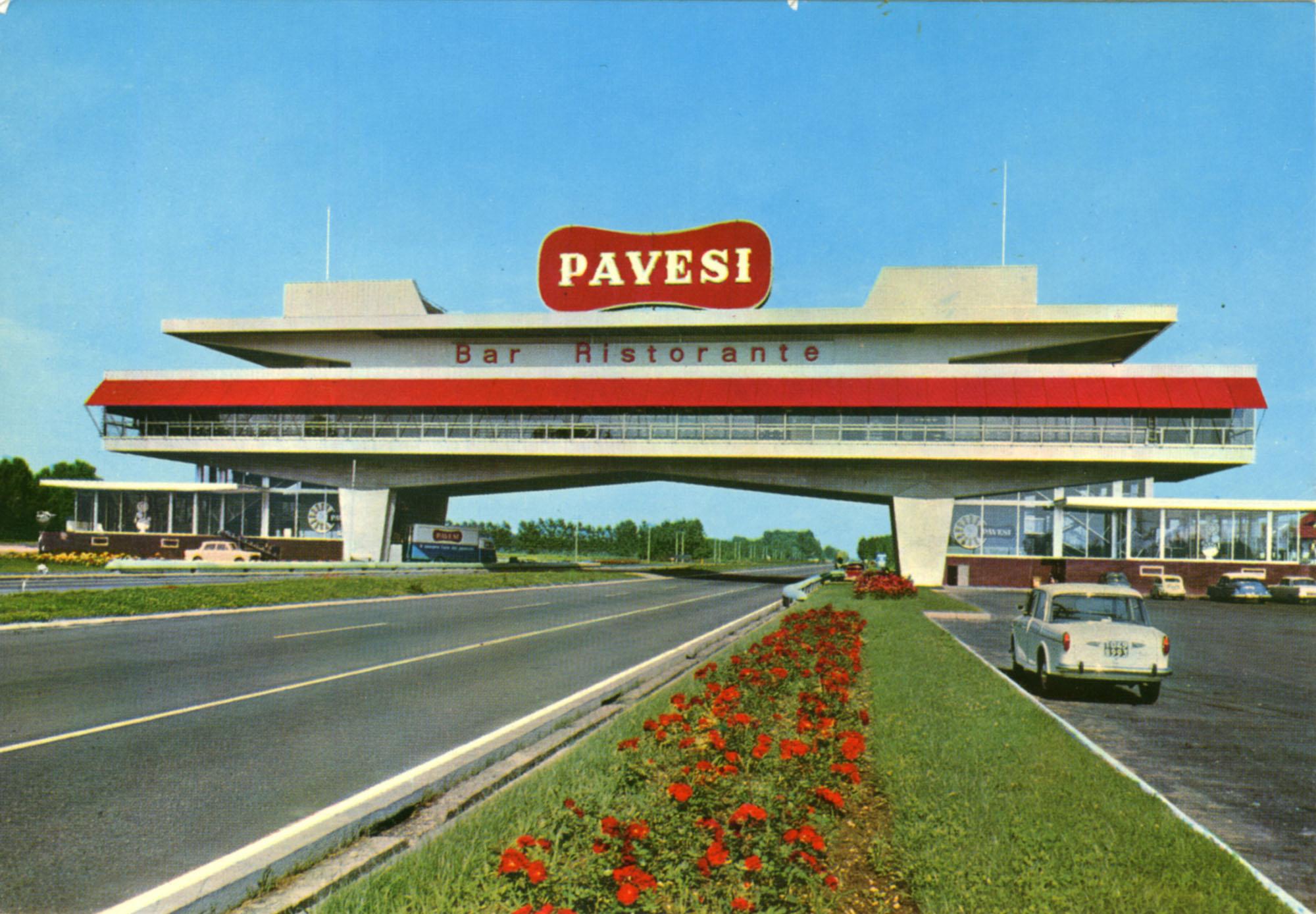 Cartoline Autogrill Pavesi - Novara