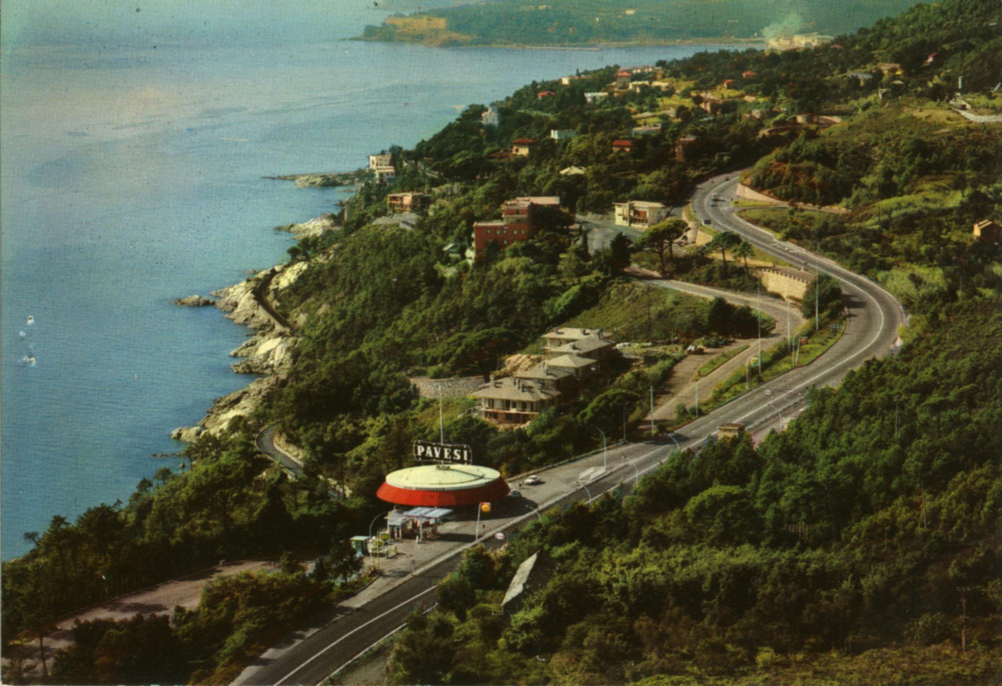 Cartoline Autogrill Pavesi - Varazze