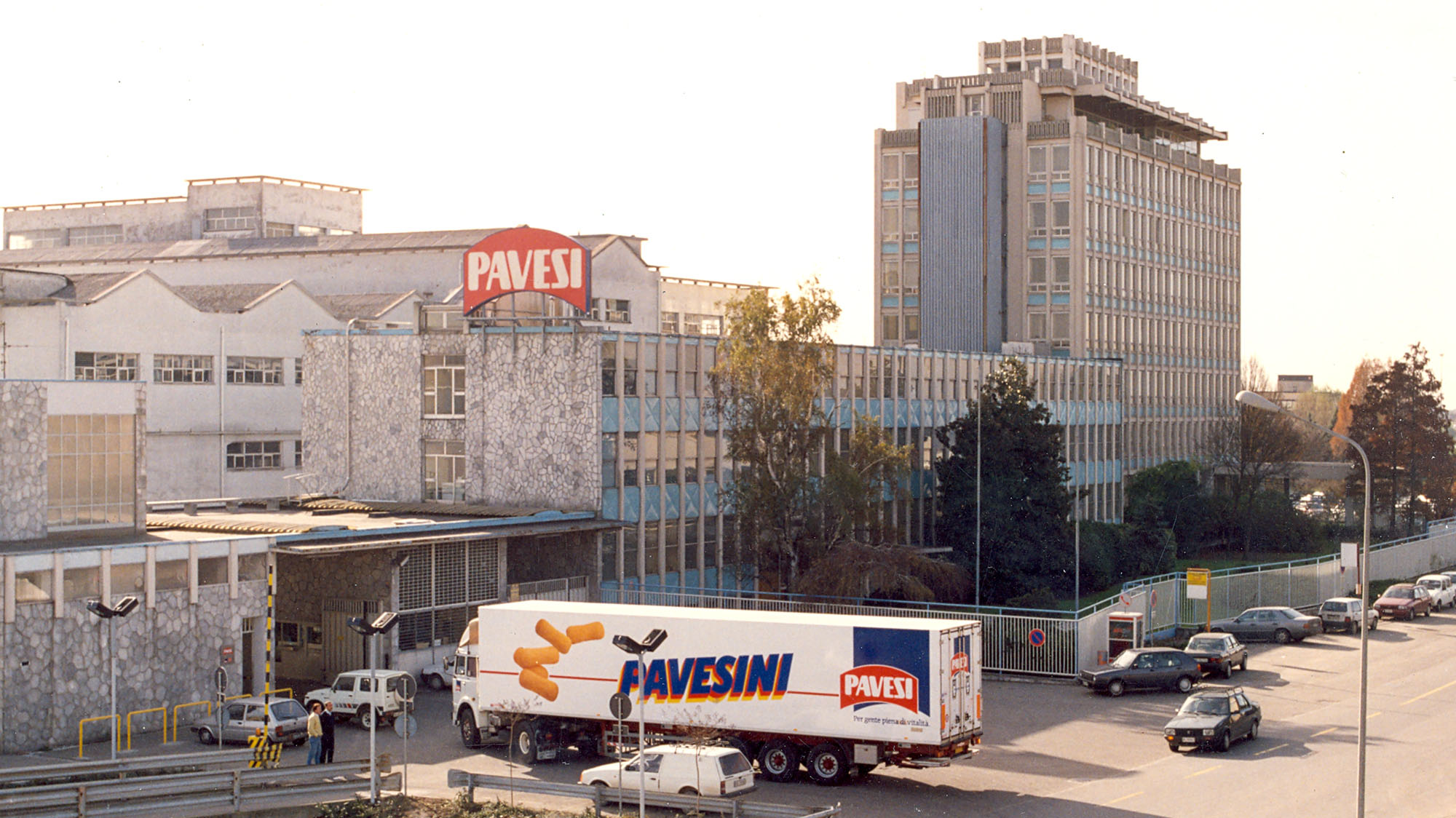 1993 - Full acquisition of Pavesi
