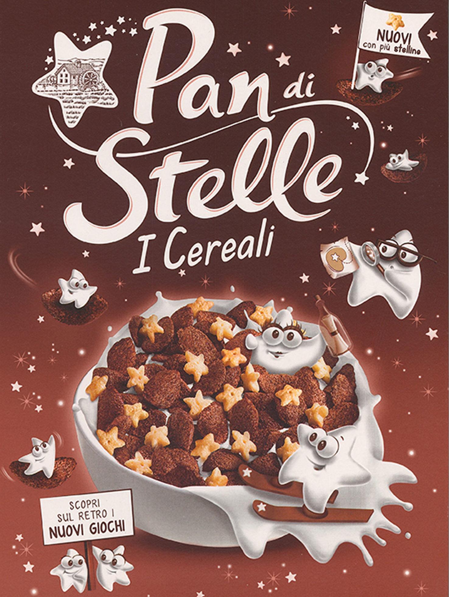 New cereals, 2013