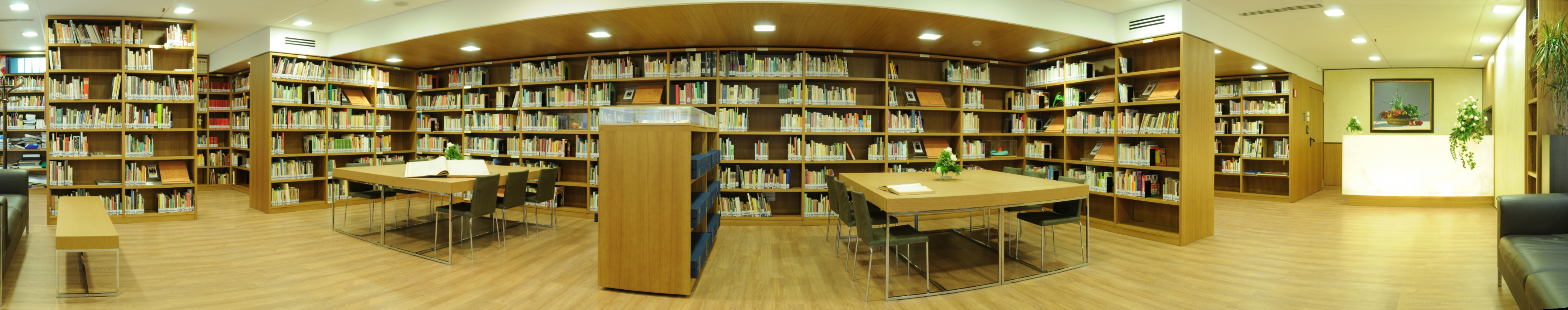 Biblioteca Gastronomica Academia Barilla
