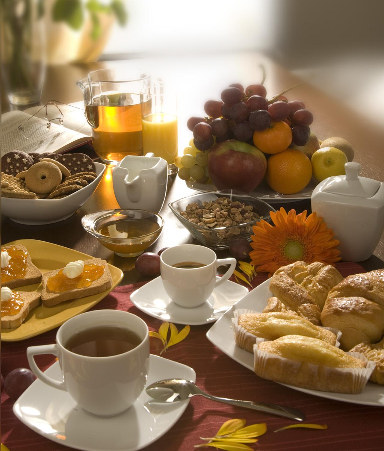 The first italian breakfast - 01
