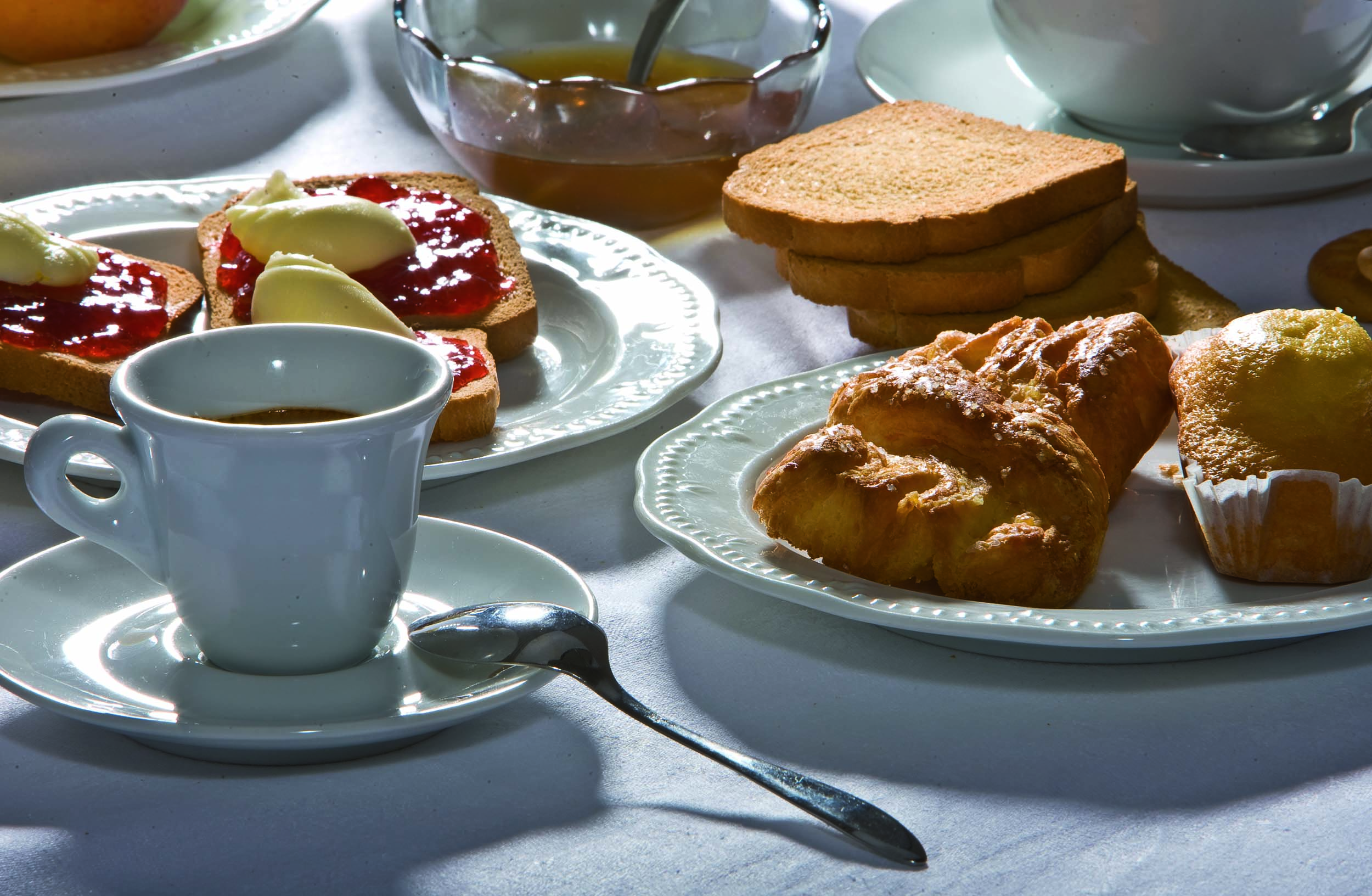 The first italian breakfast - 02