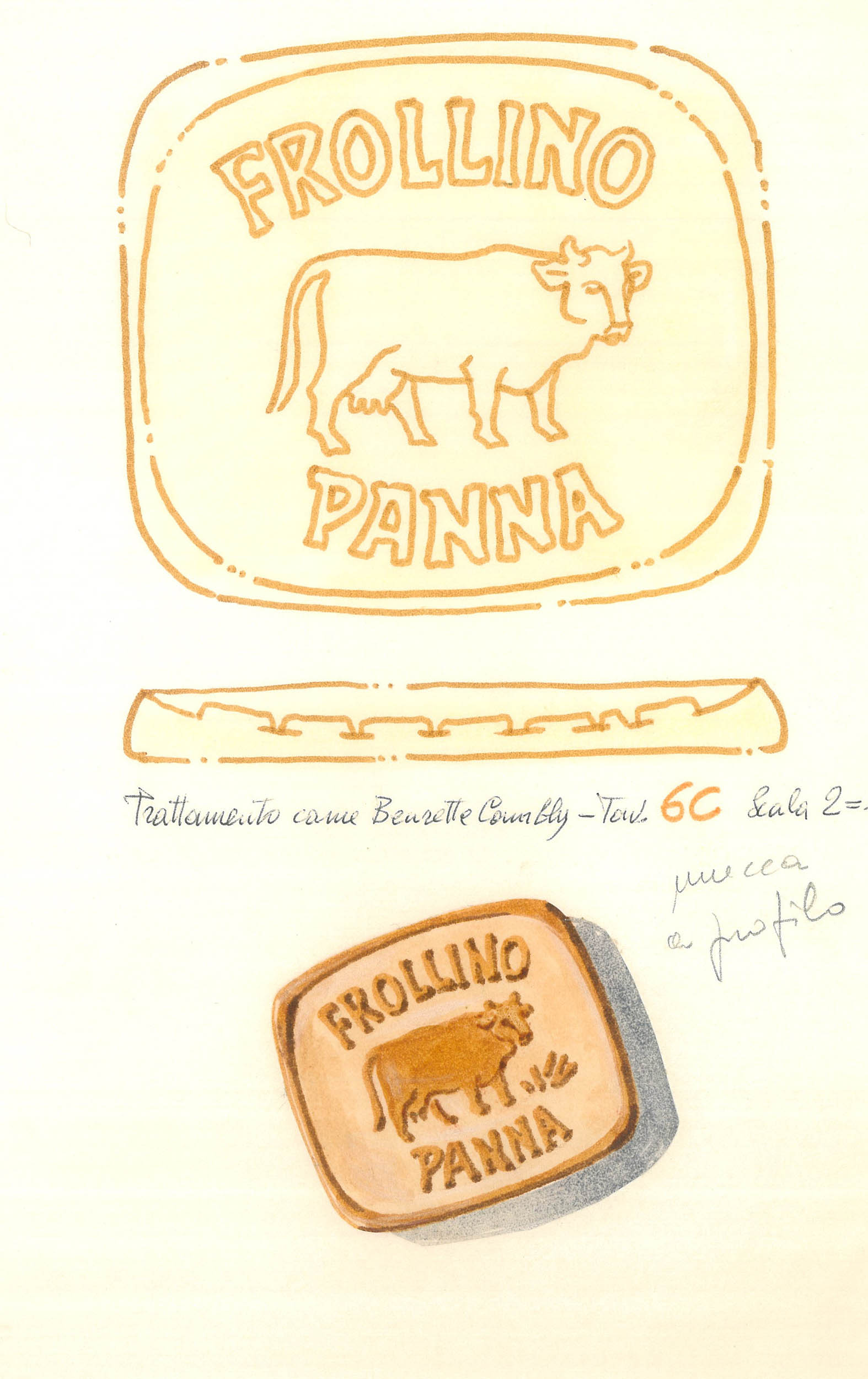 Giò Rossi – layouts for Mulino Bianco Biscuits - 01