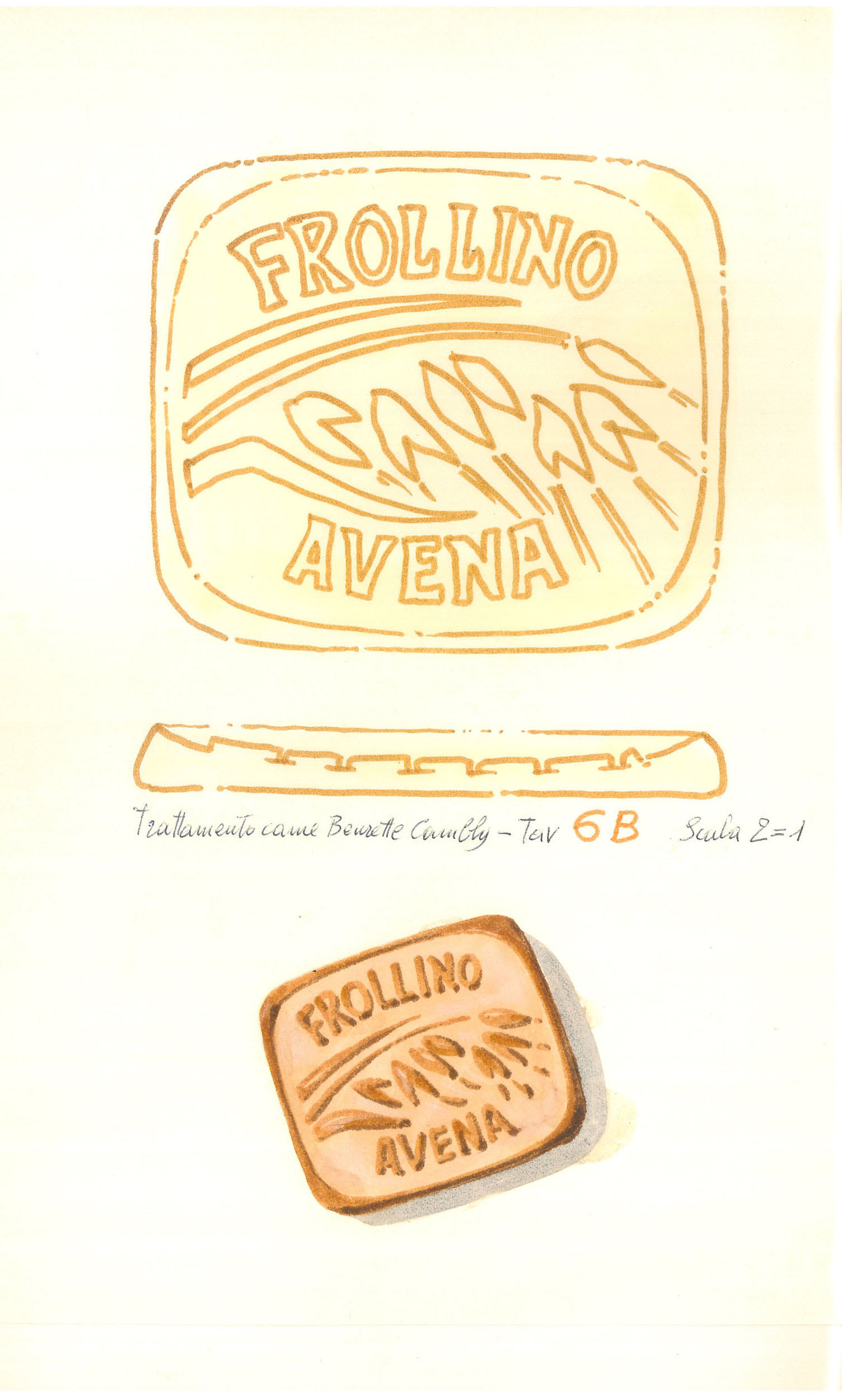 Giò Rossi – layouts for Mulino Bianco Biscuits - 04