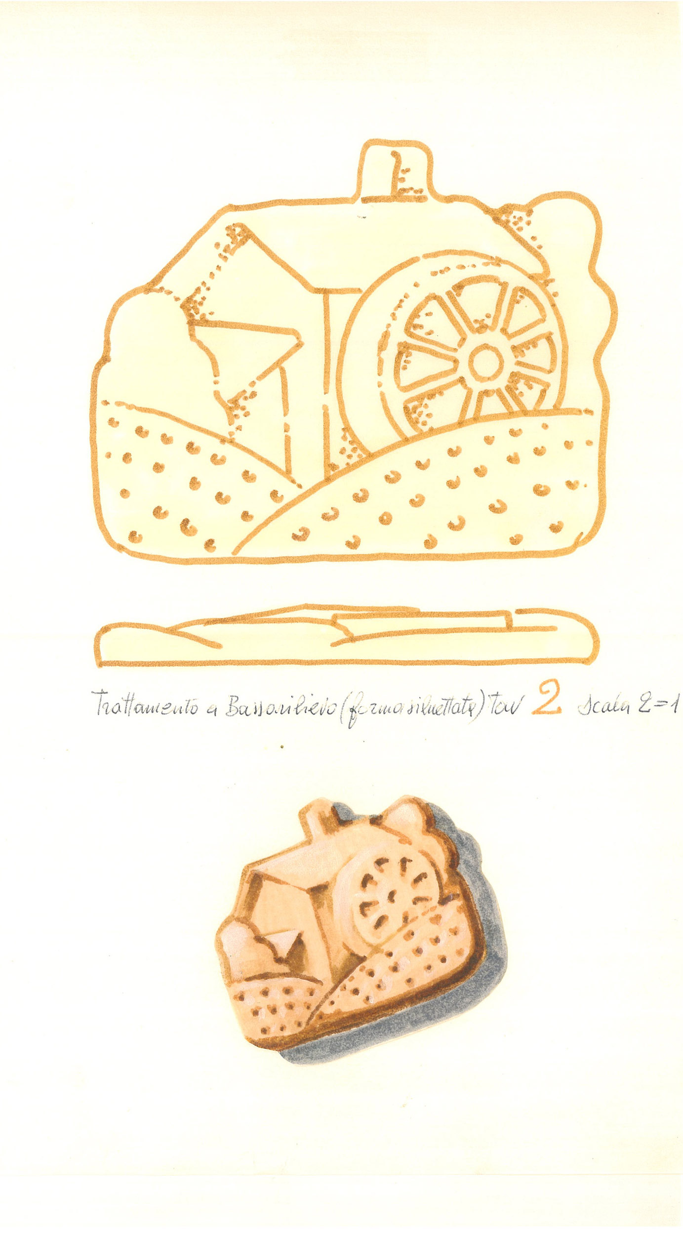 Giò Rossi – layouts for Mulino Bianco Biscuits - 08