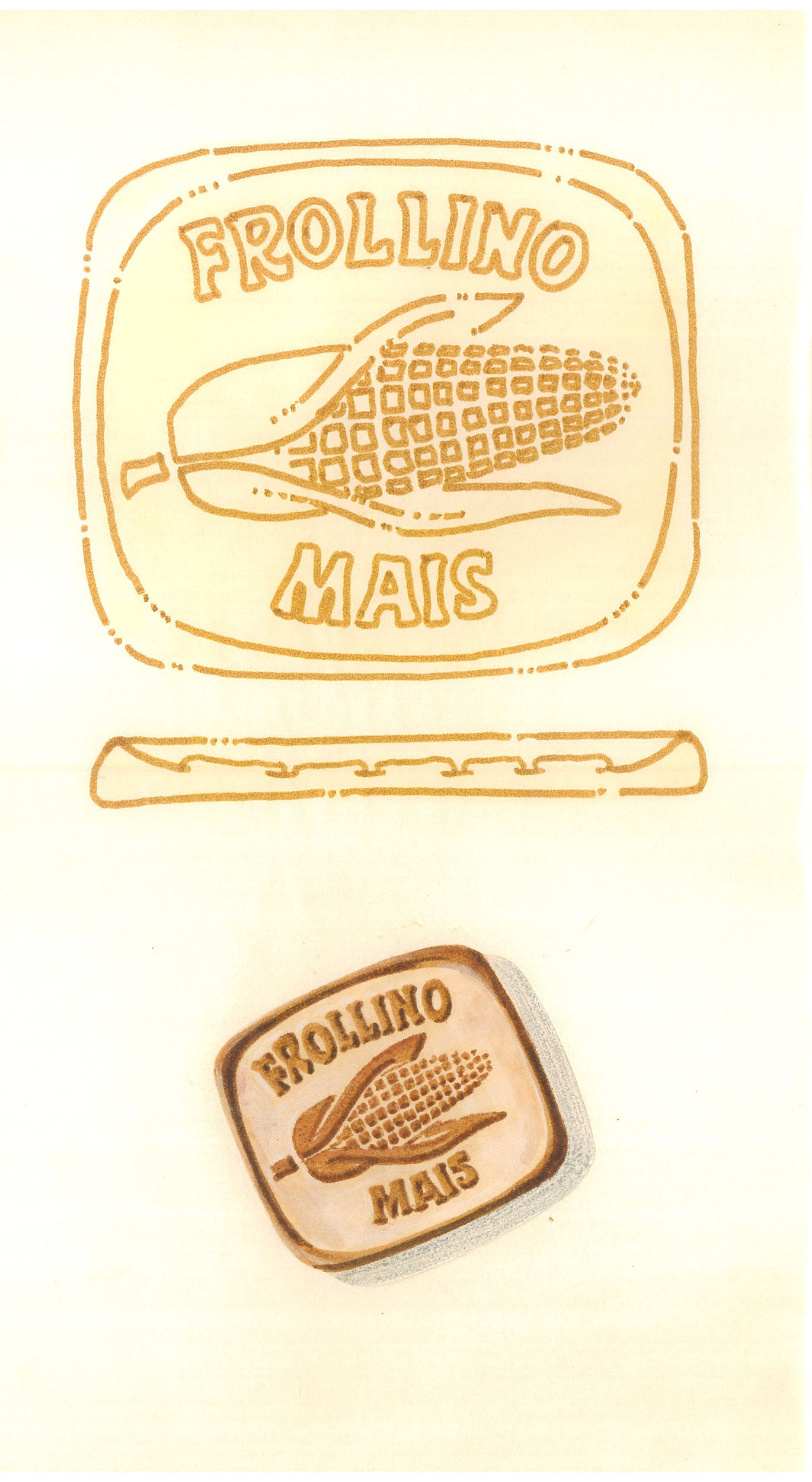 Giò Rossi – layouts for Mulino Bianco Biscuits - 10